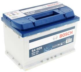 Автомобильный аккумулятор Bosch S4 009