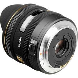 Объектив Sigma AF 10mm F2.8 EX DC HSM Fisheye