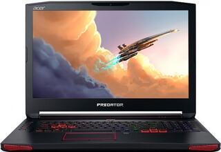 """17.3"""" Ноутбук Acer Predator 17 G9-792-745E черный"""