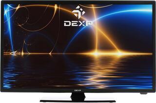 "24"" (60 см)  LED-телевизор DEXP H24B7000E черный"