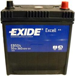 Автомобильный аккумулятор EXIDE EXCELL EB504
