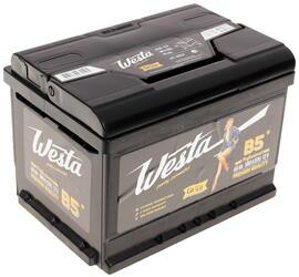 Автомобильный аккумулятор Westa 6ст-60 VLR