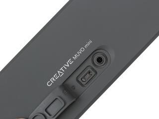 Портативная колонка Creative MUVO mini черный
