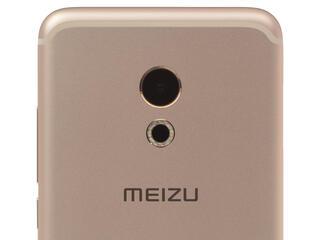 """5.2"""" Смартфон Meizu PRO 6 32 ГБ золотистый"""