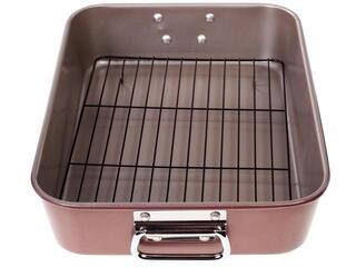 Форма для выпекания Granchio 88349 коричневый