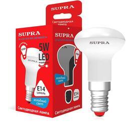Лампа светодиодная Supra SL-LED-ECO-R50-5W/4000/E14