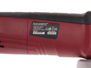 Углошлифовальная машина RedVerg RD-AG91-125