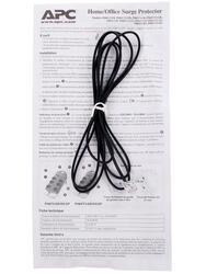 Сетевой фильтр APC SurgeArrest Home/Office PH6T3-RS серый, черный