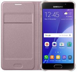 Чехол-книжка  Samsung для смартфона Samsung Galaxy A3 (2016)