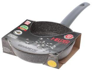 Сковорода Helper G5022 Granit черный