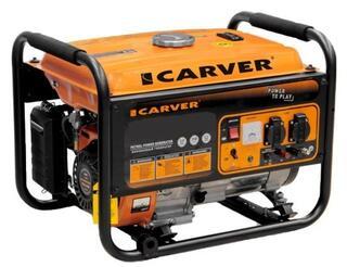 Бензиновый электрогенератор CARVER PPG- 2500