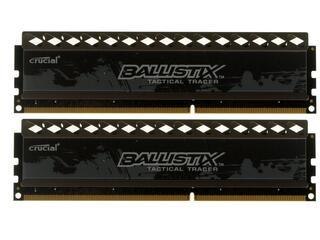 Оперативная память Crucial Ballistix Tactical Tracer [BLT2CP8G3D1608DT2TXOBCEU] 16 Гб
