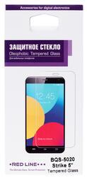 """5"""" Защитное стекло для смартфона BQS-5020 Strike"""