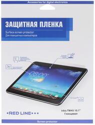 Пленка защитная для планшета Irbis TW45