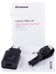 """7"""" Планшет Lenovo Tab 2 A7-20 8 Гб  черный"""