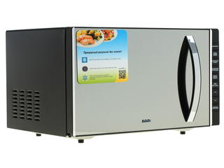 Микроволновая печь BBK 23MWG-850T/B-M черный
