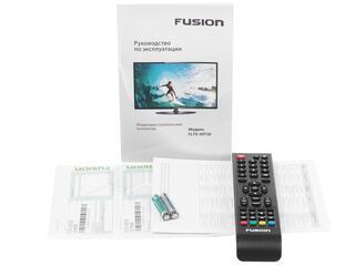 "49"" (125 см)  LED-телевизор FUSION FLTV-50T20 черный"