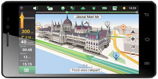 GPS навигатор Prestigio GeoVision Tour 5070