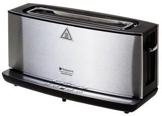 Тостер Hotpoint-Ariston TT 12E AX0 серебристый