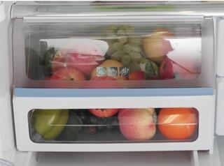 Холодильник Sharp SJ-FP97VST серебристый