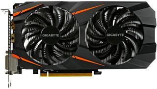 Видеокарта Gigabyte GeForce GTX 1060 WF OC [GV-N1060D5-3GD]
