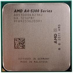 Процессор AMD A4-5300