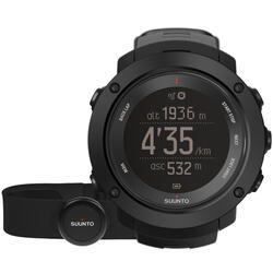 Часы-пульсометр Suunto Ambit3 Vertical черный