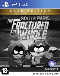 Игра для PS4 South Park: The Fractured But Whole Gold Edition