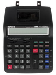 Калькулятор бухгалтерский CASIO HR-150TEC-W1-E-EH