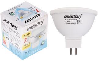 Лампа светодиодная Smartbuy SBL-GU5_3-07-30K-N