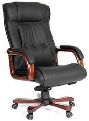 Кресло офисное CHAIRMAN 653 черный