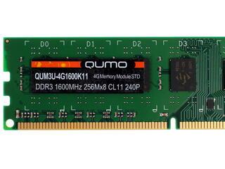 Оперативная память Qumo [QUM3U-4G1600K11] 4 ГБ