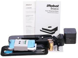 Пылесос-робот iRobot Braava 380T