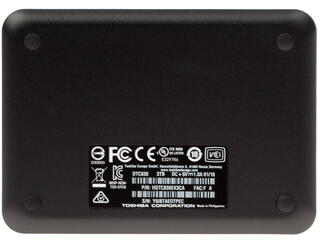 "2.5"" Внешний HDD Toshiba CANVIO Connect II [HDTC830EK3CA]"