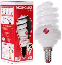 Лампа люминесцентная Экономка SPC 15W E1442