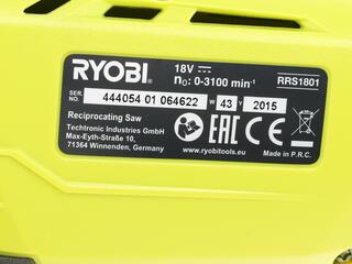Ножовка электрическая Ryobi RRS1801M