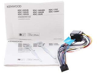 Автопроигрыватель Kenwood KDC-150RY