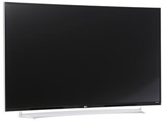 "55"" (139 см)  LED-телевизор LG 55UG870V черный"