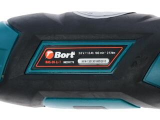 Аккумуляторная отвертка BORT BAS-36-Li-T