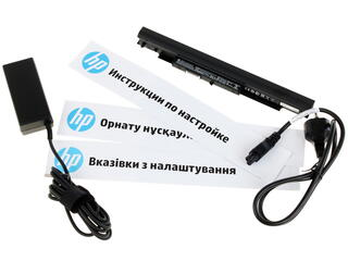 """15.6"""" Ноутбук HP Notebook 15-ay026ur черный"""