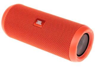 Портативная колонка JBL Flip 3 оранжевый