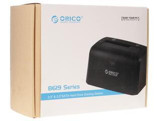 Док-станция для накопителей ORICO 8619US3-BK