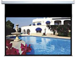 """111"""" (283 см) Экран для проектора Classic Solution Lyra E 240x150/10 MW-M4/W"""