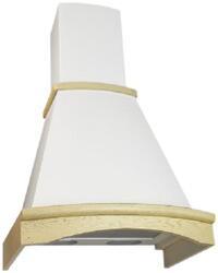 Вытяжка каминная ELIKOR РОТОНДА 90П-650-П3Г бежевый