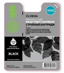 Картридж струйный Cactus CS-CB336