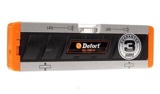 Лазерный нивелир DeFort DLL-10MT-K