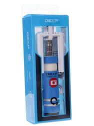 Монопод для селфи DEXP MBM-300Bl голубой