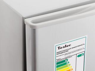 Холодильник Tesler RC-73 серебристый