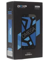 """5"""" Смартфон DEXP Ixion ES650 Omega 8 ГБ черный"""