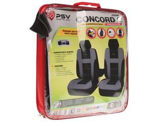 Чехлы на сиденье PSV Concord 2 Front серый